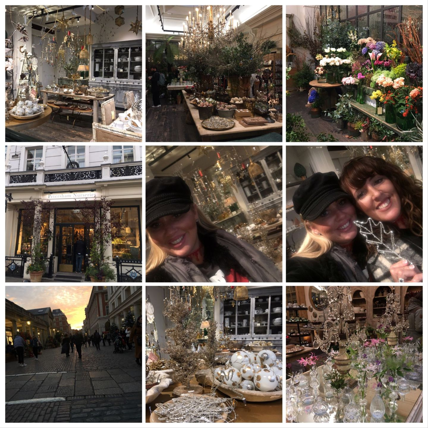 Petersham Nurseries - Covent Garden