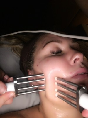 CACI Facial Review....Does It Work