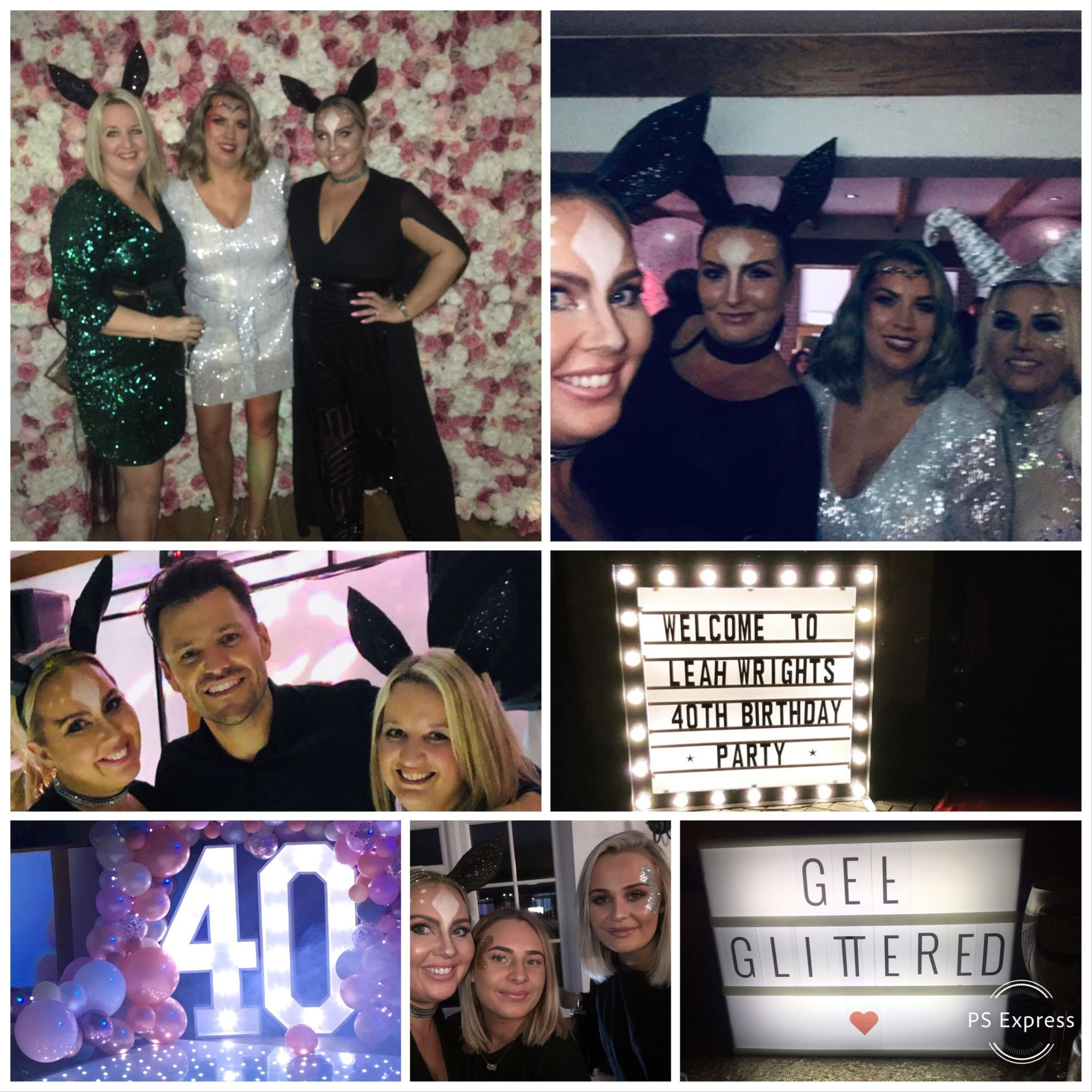 Leah Wrights 40th Birthday Party Chinese New Year Fancy Dress
