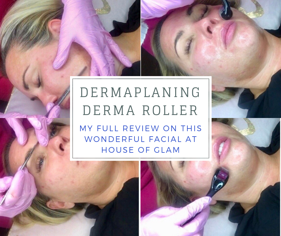 My Review on Derma-planing - Derma Roller in Essex