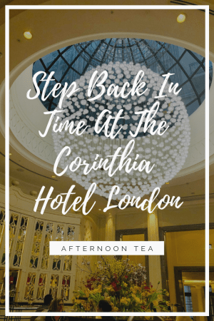 Corinthia Hotel London Afternoon