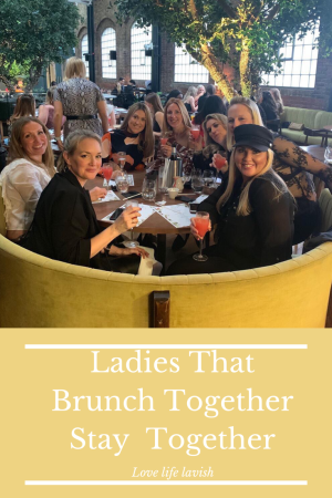 ladies that brunch together Restaurant Ours