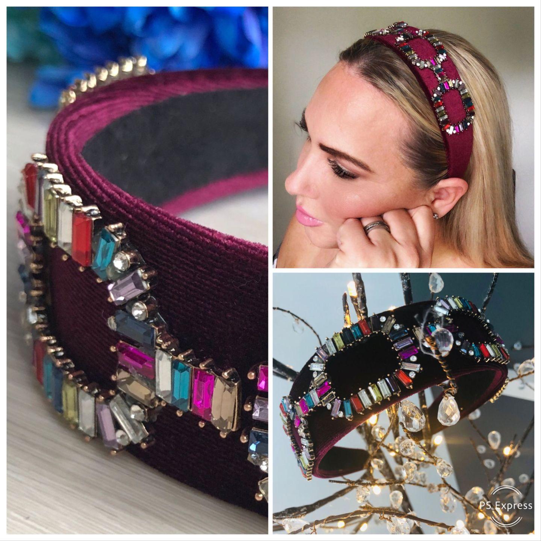 Embellished Headbands To Buy Online