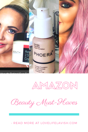 Beauty Must Haves From Amazon