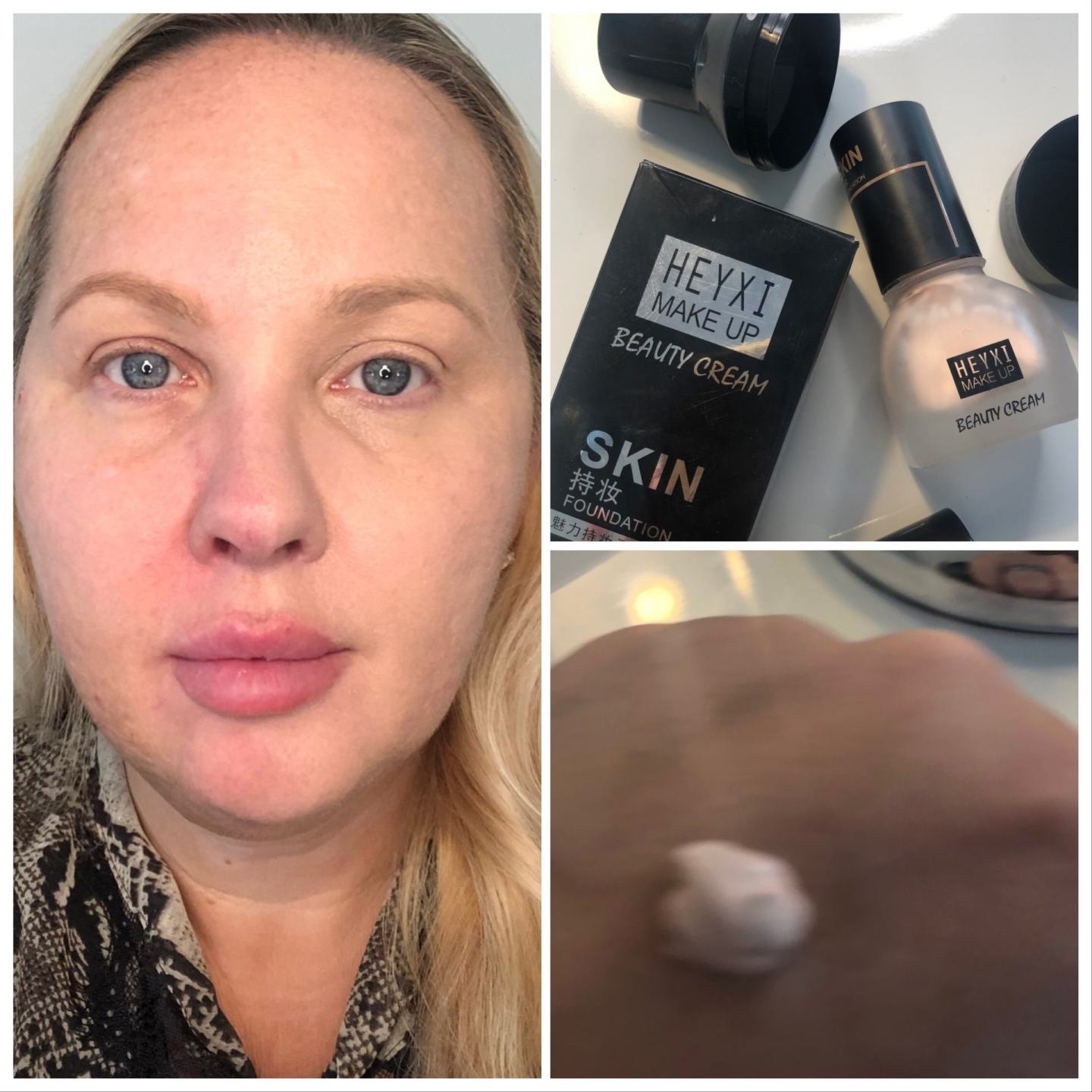 Make Up From Amazon Review beexy foundation