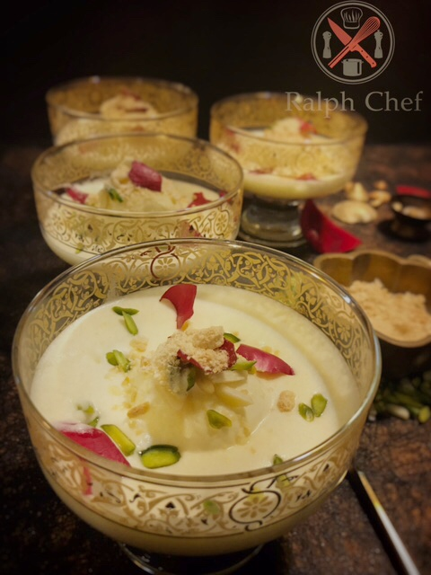 Rasgulla Float recipe Diwali sweets