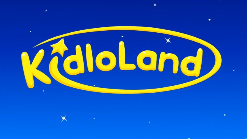 Kidloland app for toddlers, preschoolers