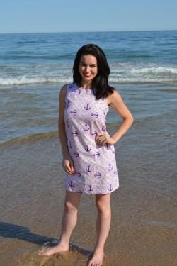 Buoy Pink, Catalina Dress