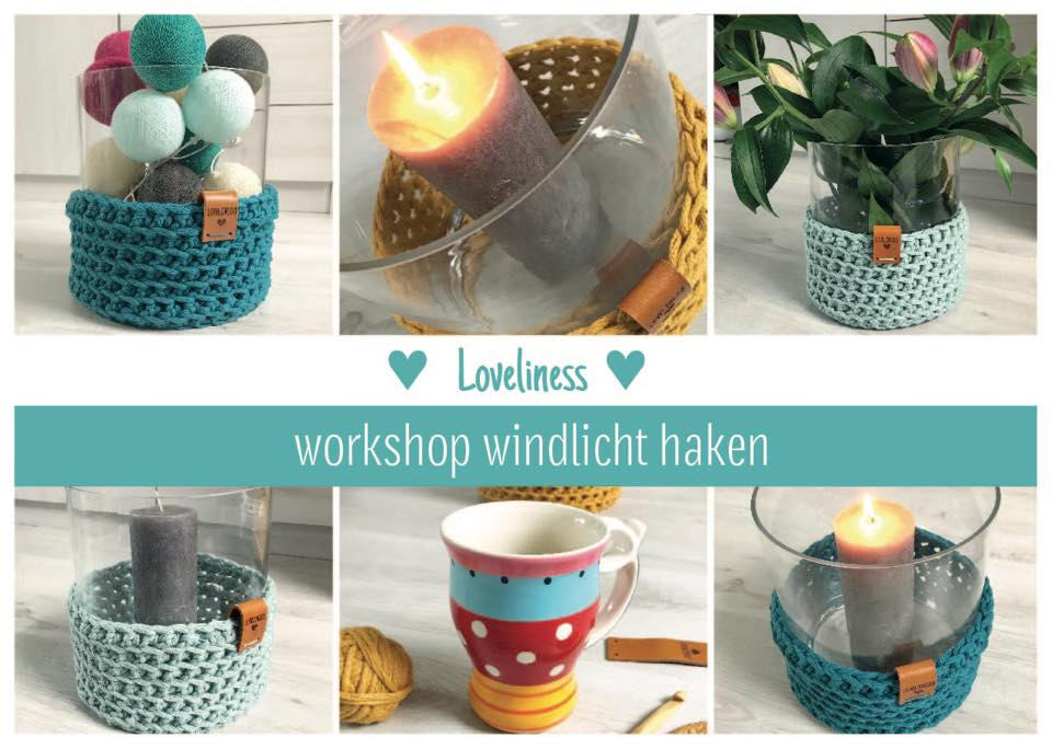 workshop windlicht haken