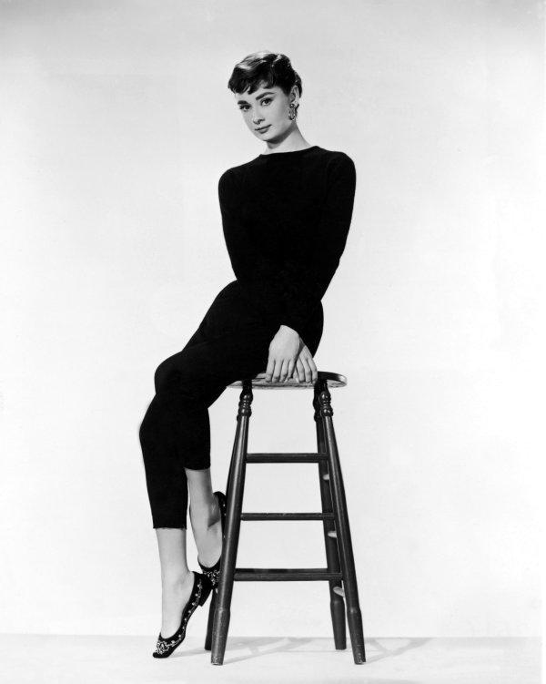Audrey Hepburn Love Live Life Kim
