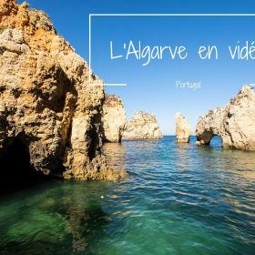 L'Algarve en 1 minute chrono !