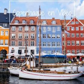 Copenhague en 1 minute chrono !