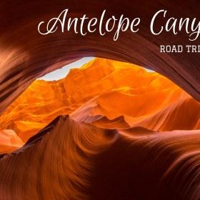 Antelope Canyon : attention, ça va piquer les yeux !