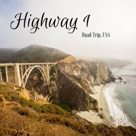 La célèbre route panoramique Highway 1