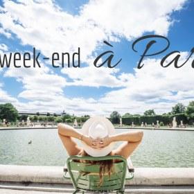 10 bonnes raisons de passer un week-end à Paris en été
