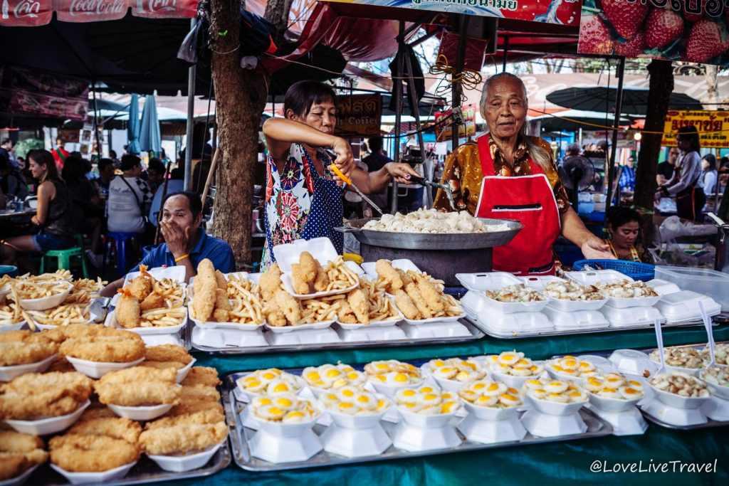 thailande blog voyage lovelivetravelbangkok street food
