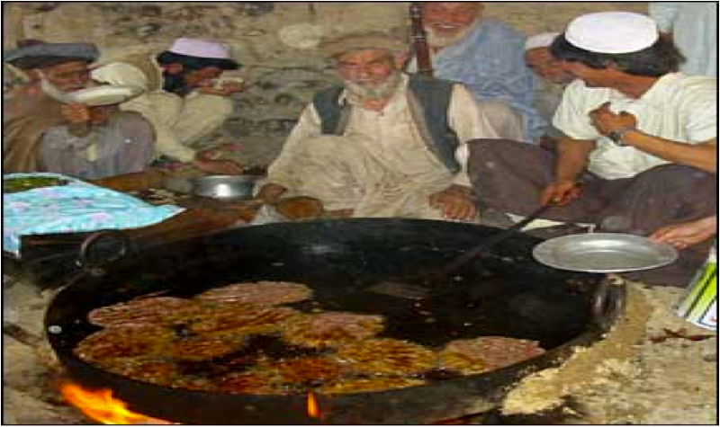 Famous dishes of Kyhber  Pukhtunkhwa (Pakistan North -west Province) (2/3)