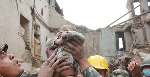 My tears are now falling for #NepalEarthquake victims (1/6)