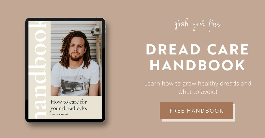 How to care for dreads