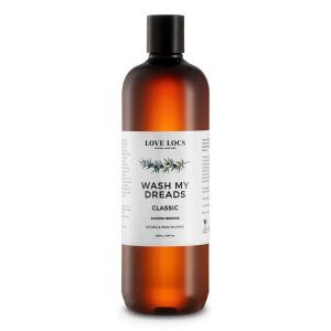 Love Locs Natural Dreadlock shampoo Classic