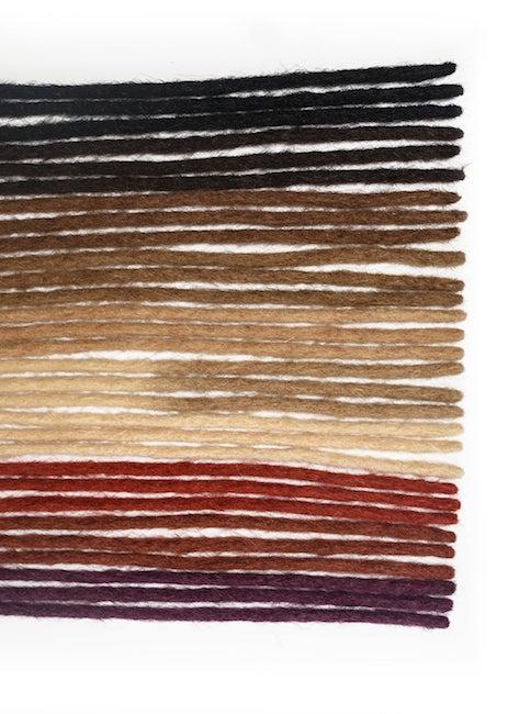 human hair dreads extensions