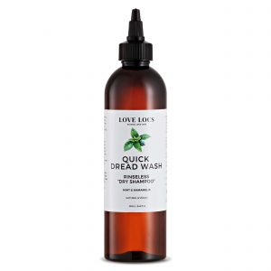 dreadlocks dry shampoo