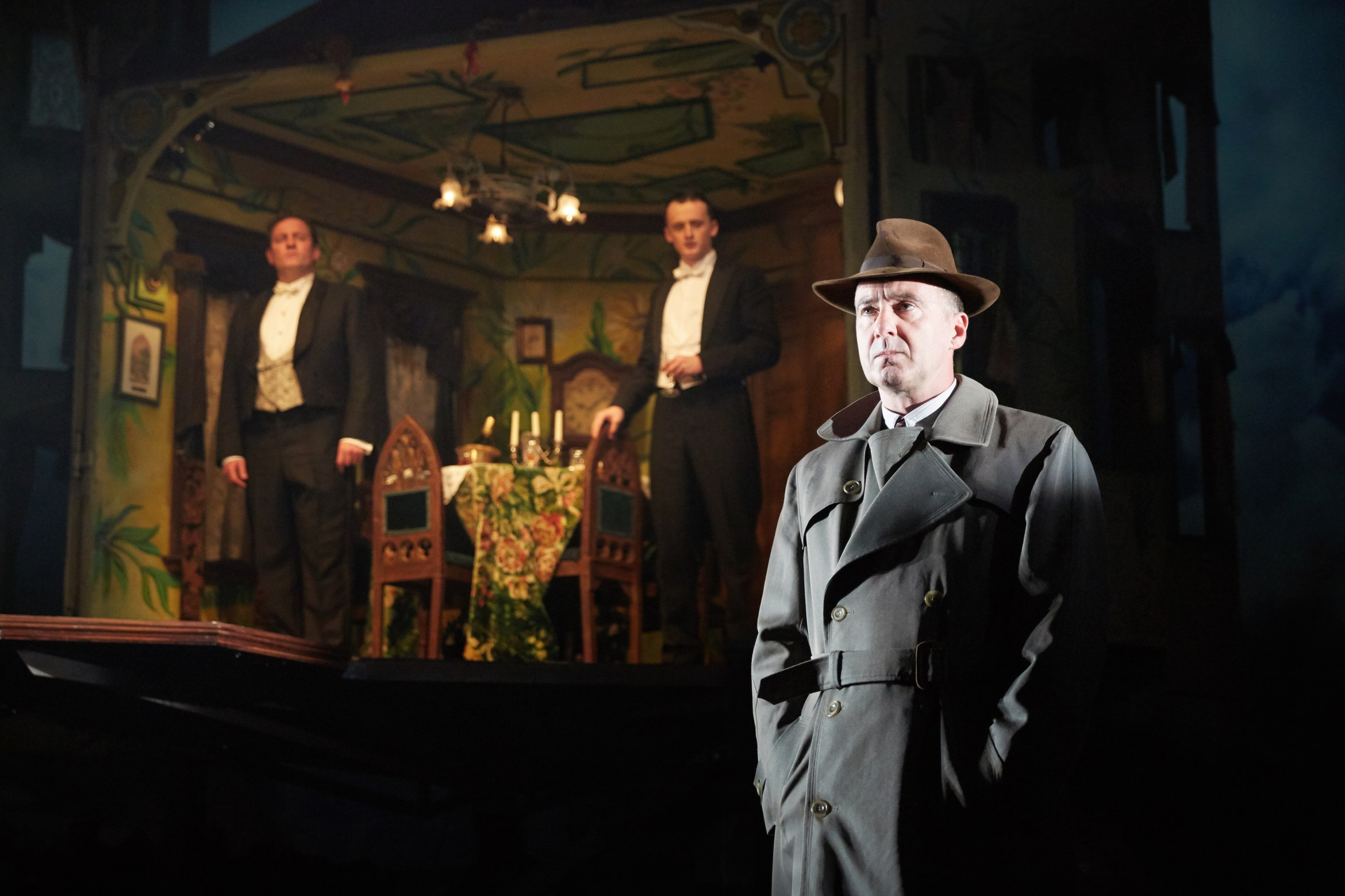 An Inspector Calls Tour 2015. Photo by Mark Douet  C31B6268