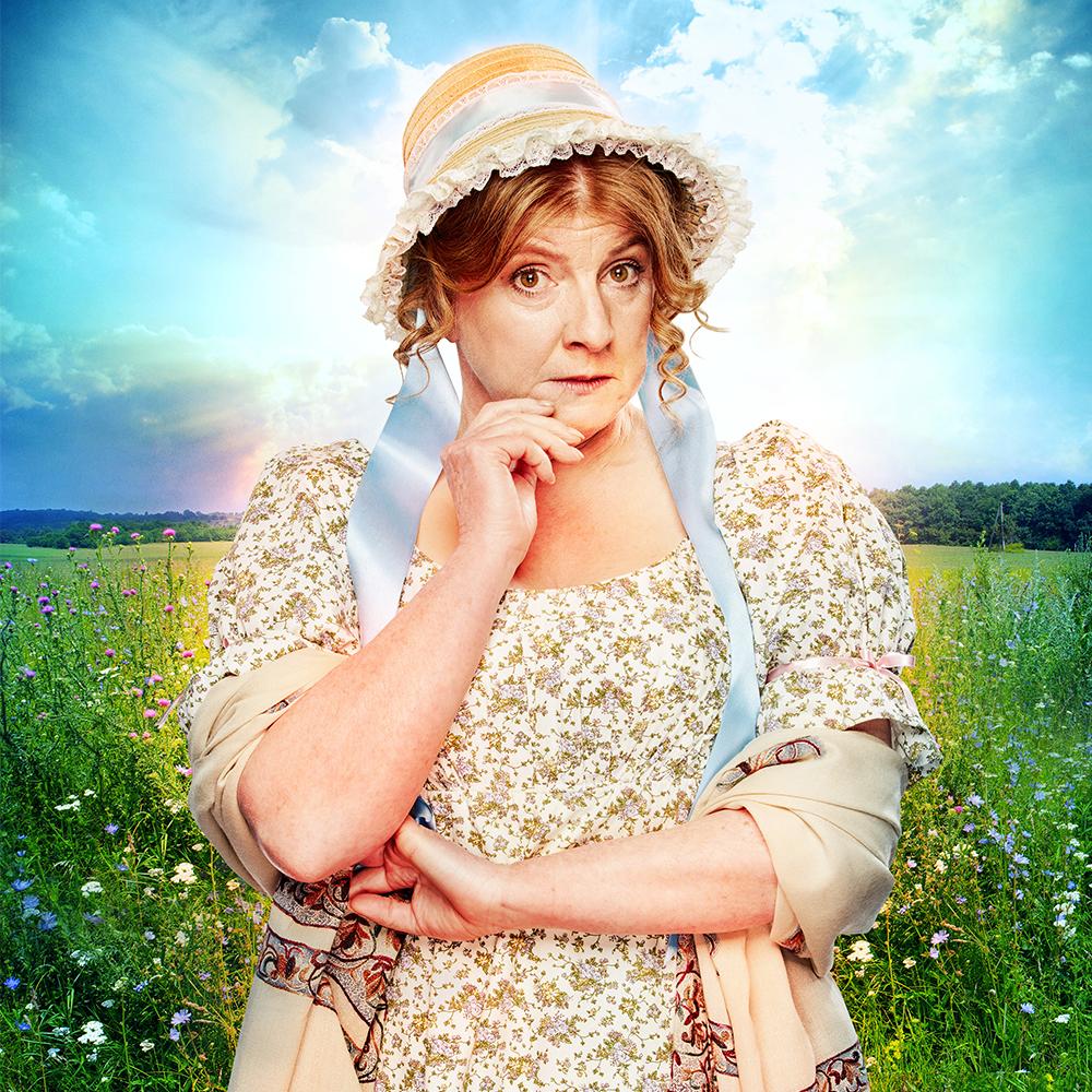 Felicity Montagu as Mrs Bennet. Photo Simon Turtle and Feast Creative.jpg