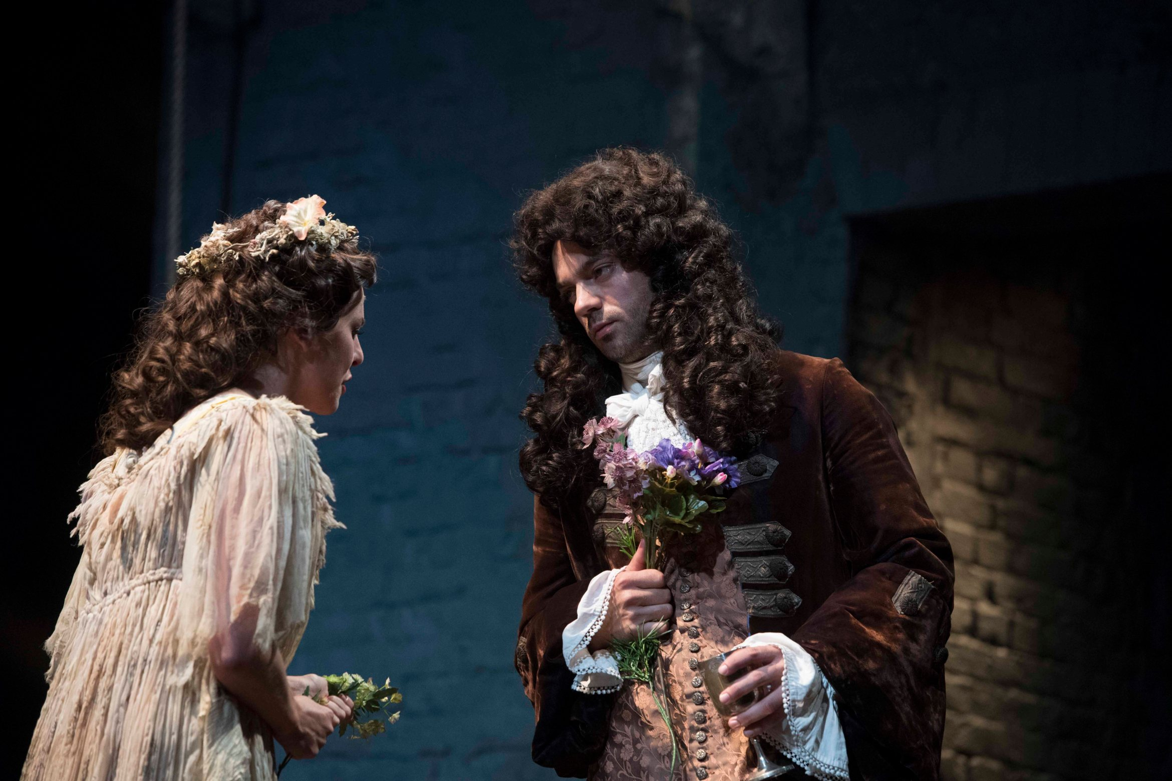 Ophelia Lovibond and Dominic Cooper in The Libertine. Credit Alastair Muir.jpg.jpg