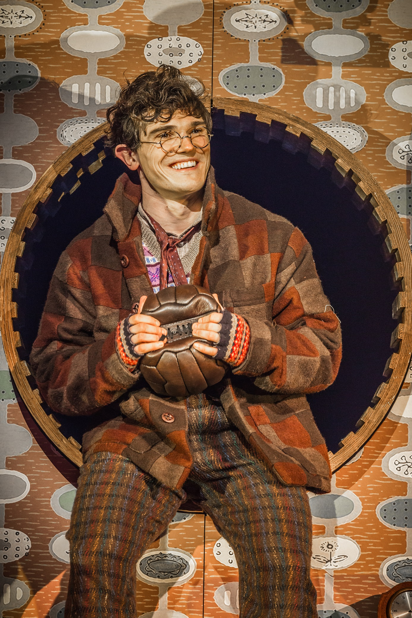 Fra Fee as Mole in The Wind in the Willows. Photo by Marc Brenner.Copyright Jamie Hendry Productions.jpg.jpg