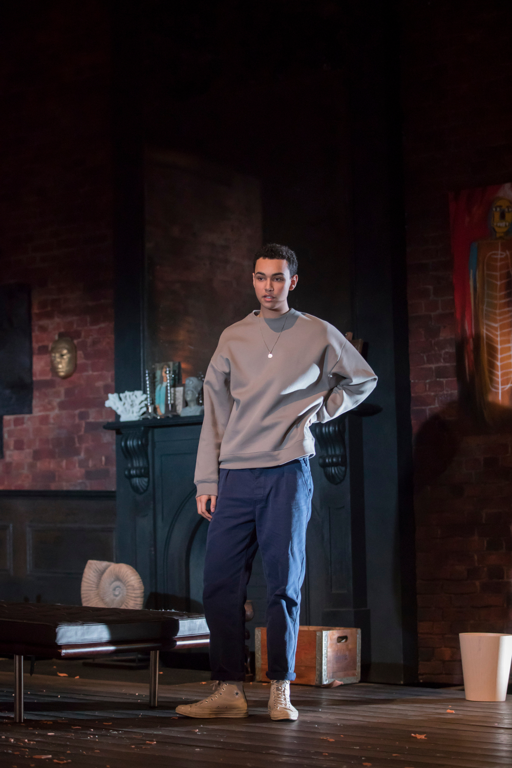 Edward Albee's The Goat, Or Who Is Sylvia - Archie Madekwe (Billy) Credit Johan Persson 01710
