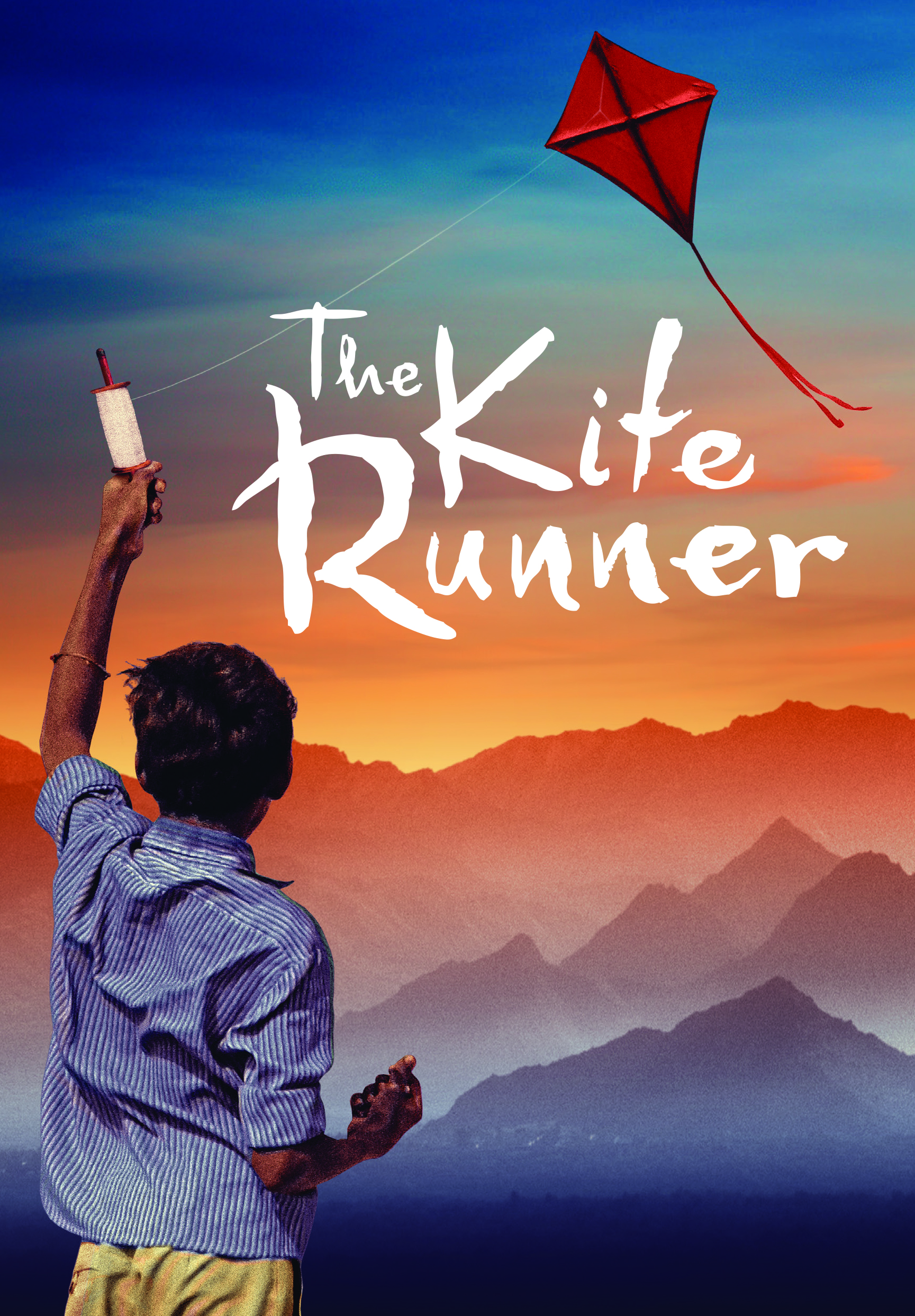 Kite Runner West End poster artwork