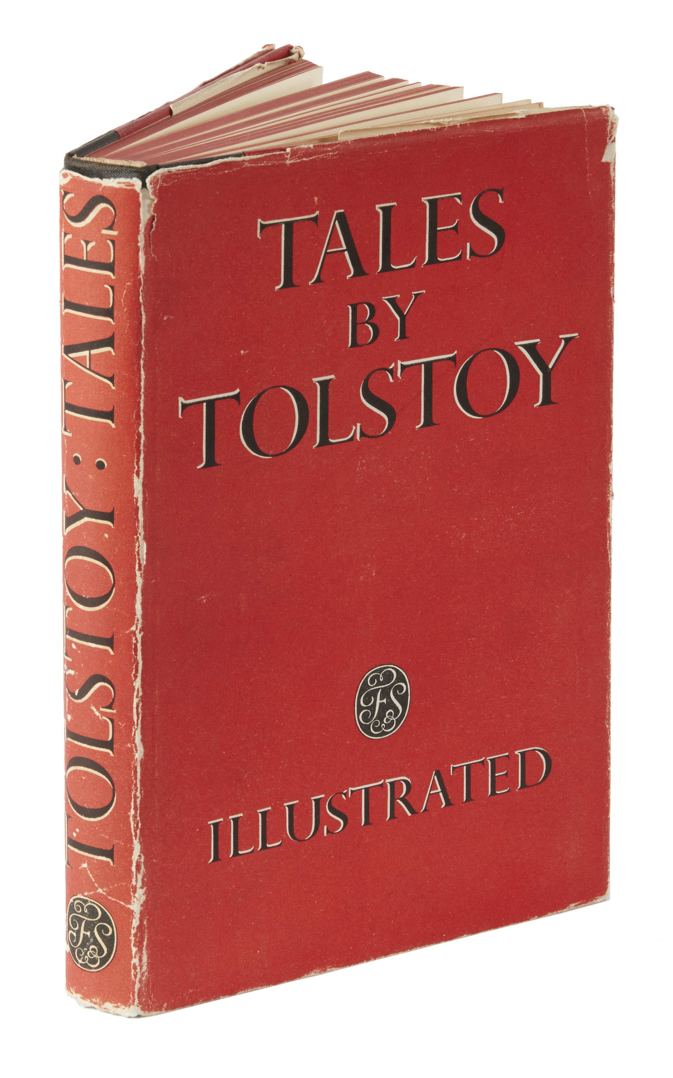 Tales By Tolstoy, The Folio Society edition 1947.jpg