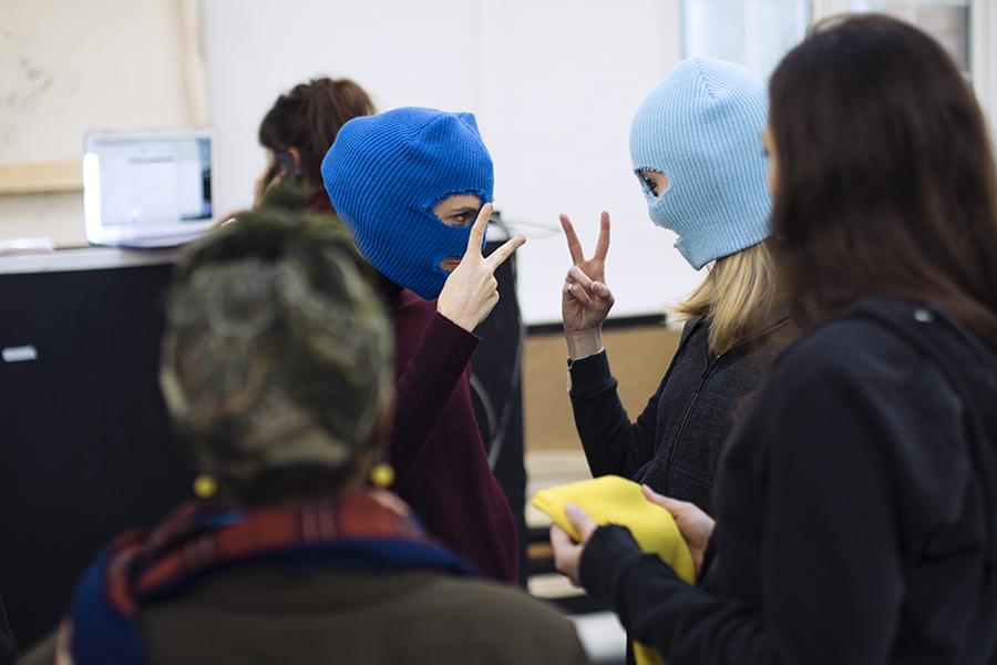 Rehearsals for Inside Pussy Riot - courtesy of Anastasia Tikhonova_1