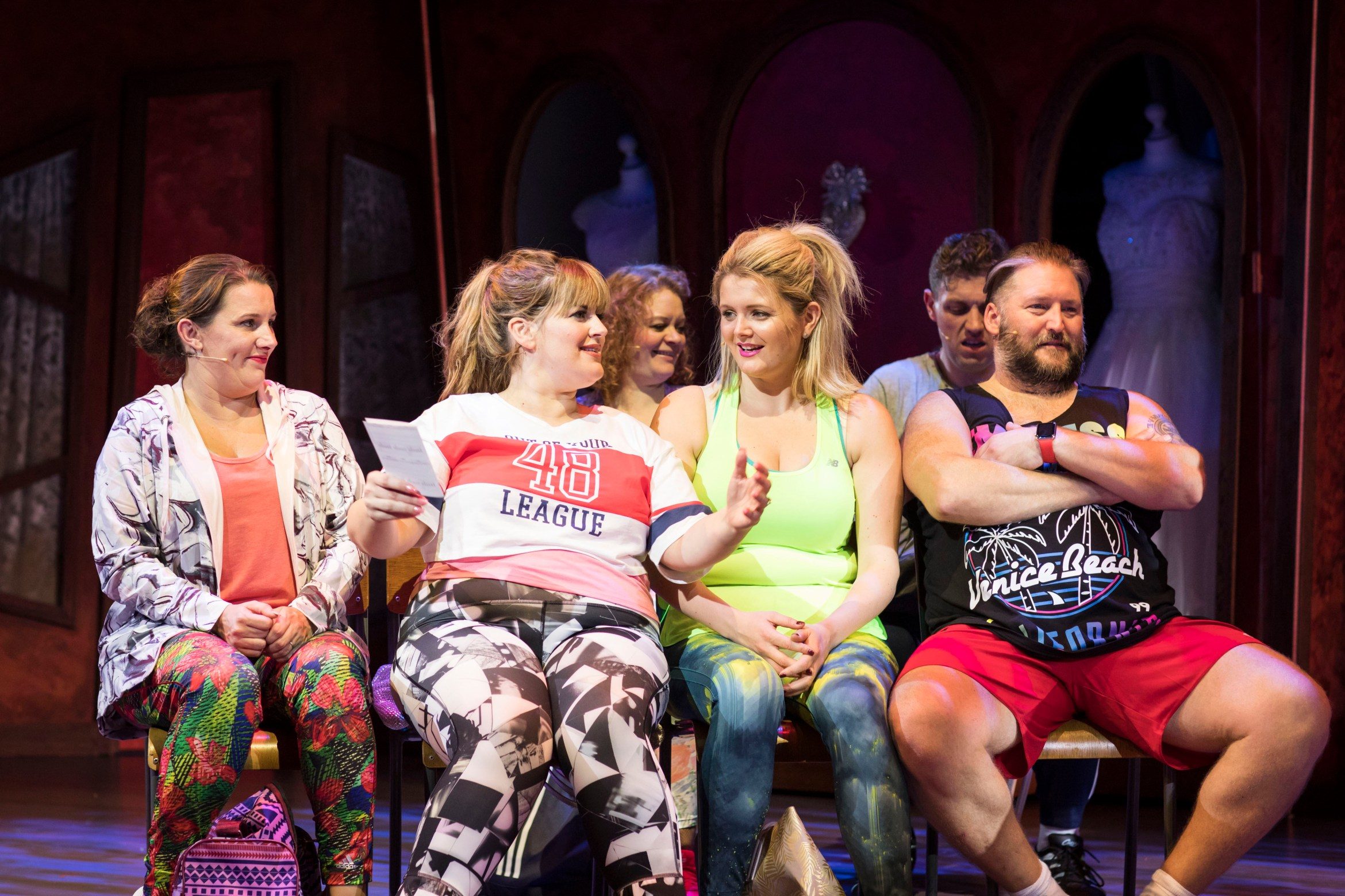 Sam-Bailey-Jodie-Prenger-Laura-Mansell-and-Craig-Armstrong-for-Kay-Mellors-Fat-Friends-the-Musical.-Photo-by-Helen-Maybanks..jpg