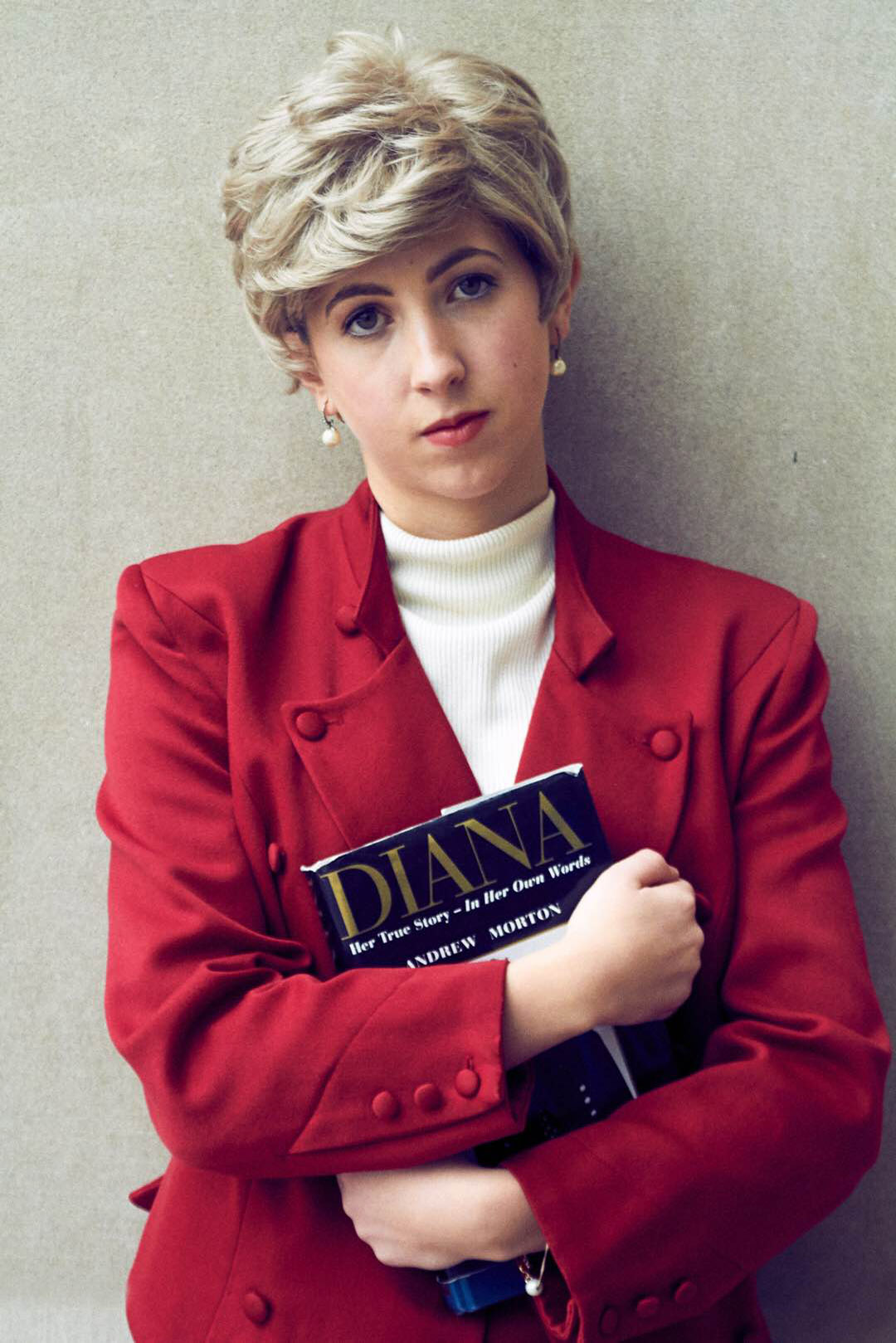 THE DIANA TAPES Ana Cristina Schuler as Diana Pincess of Wales