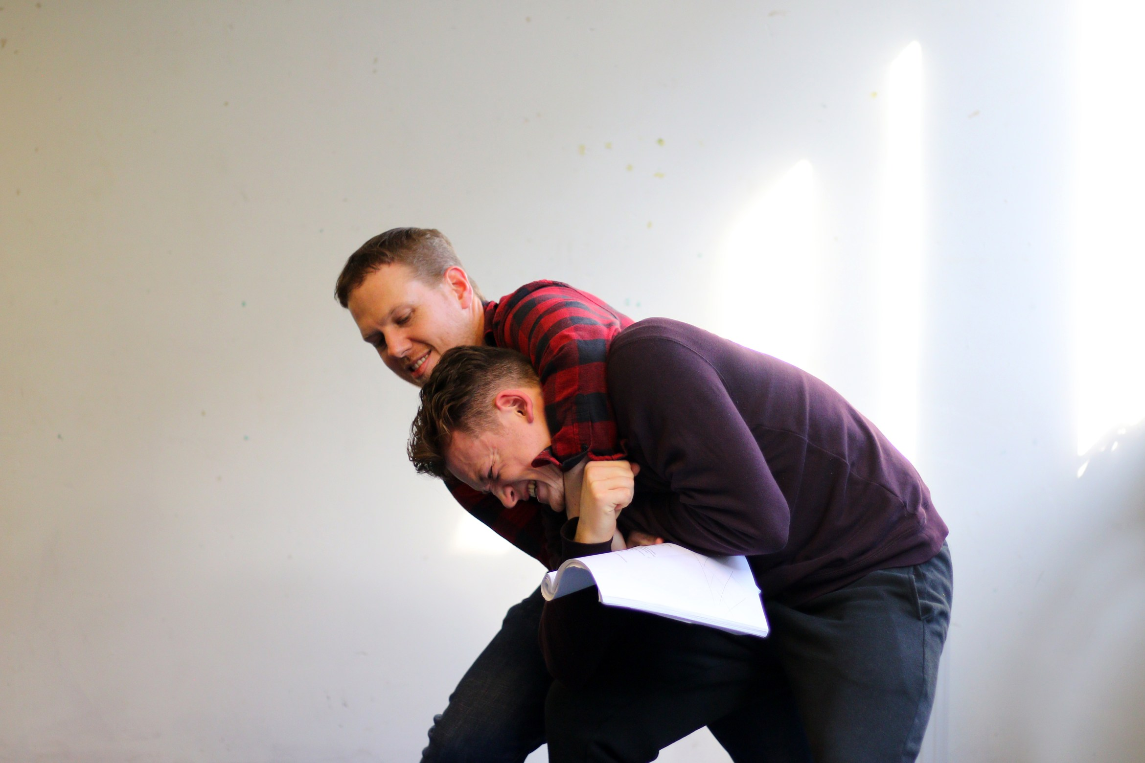 Rehearsal Images - Plastic, Old Red Lion (courtesy of Mathew Foster) (11)