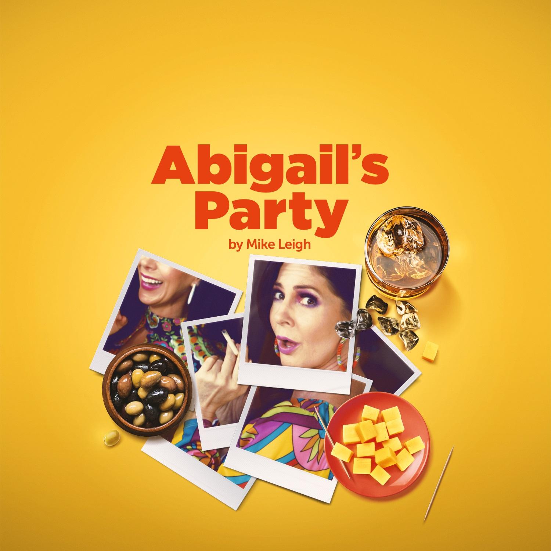 Abigail's Party - A Queens Theatre Hornchurch Derby Theatre Wiltshire Creative & Les Théâtres de la Ville de Luxembourg production