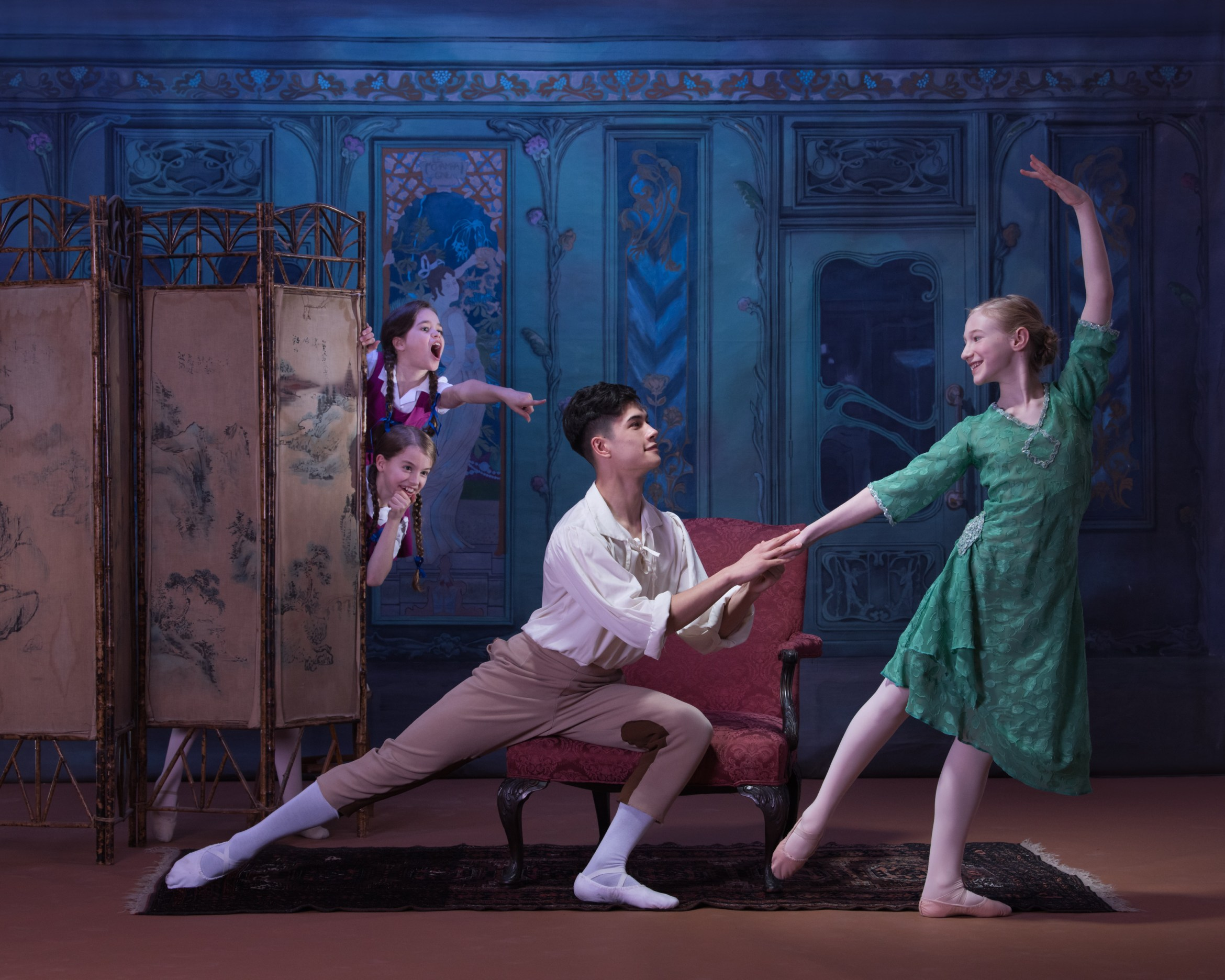 London Children's Ballet - The Canterville Ghost