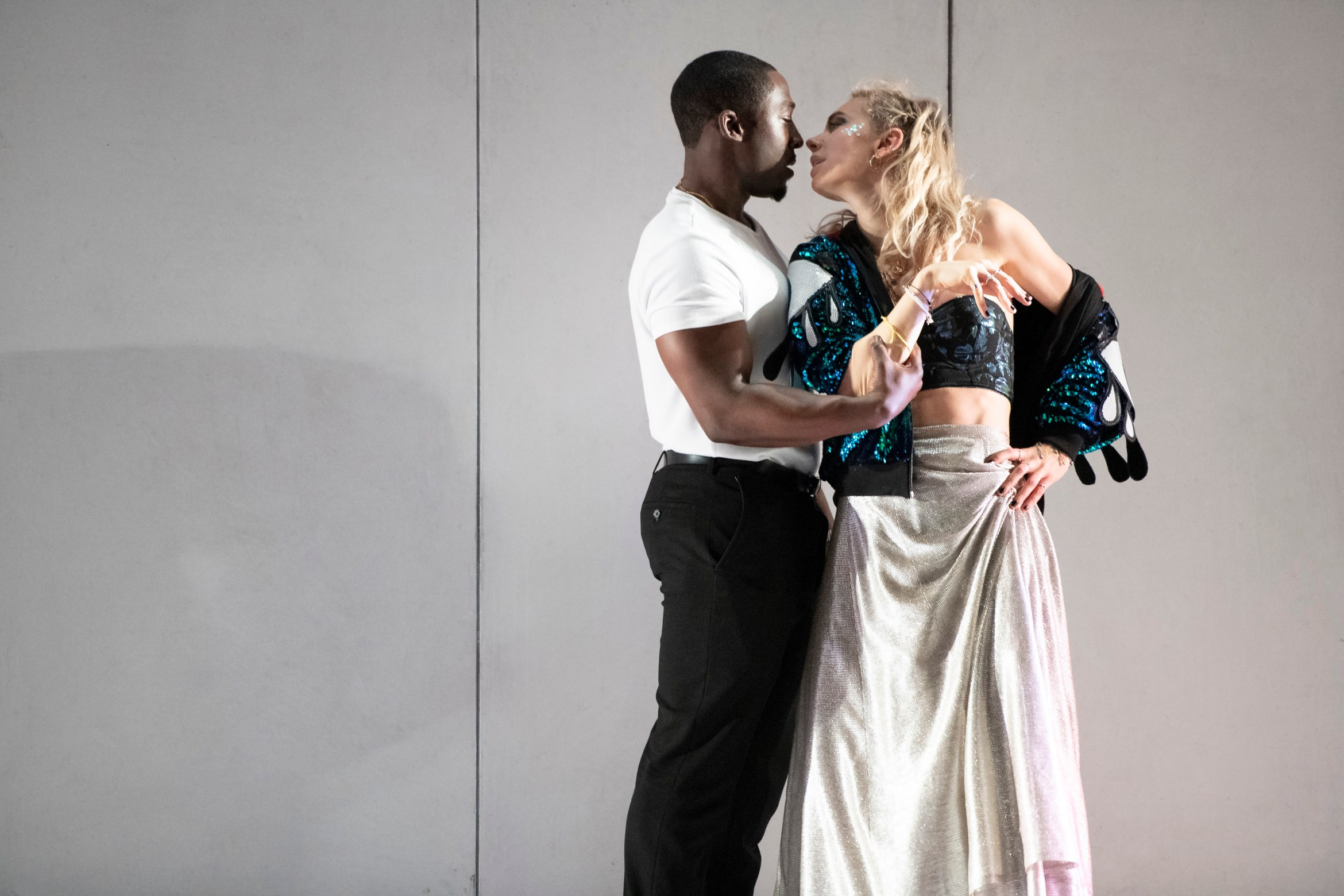 3458 Vanessa Kirby as Julie and Eric Kofi Abrefa as Jean in Julie at the National Theatre (c) Richard H Smith.jpg