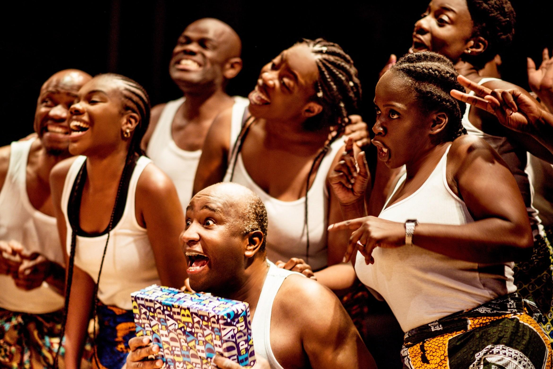 The Secret Lives of Baba Segi's Wives, Arcola Theatre (3) Ensemble (Credit Idil Sukan).jpg