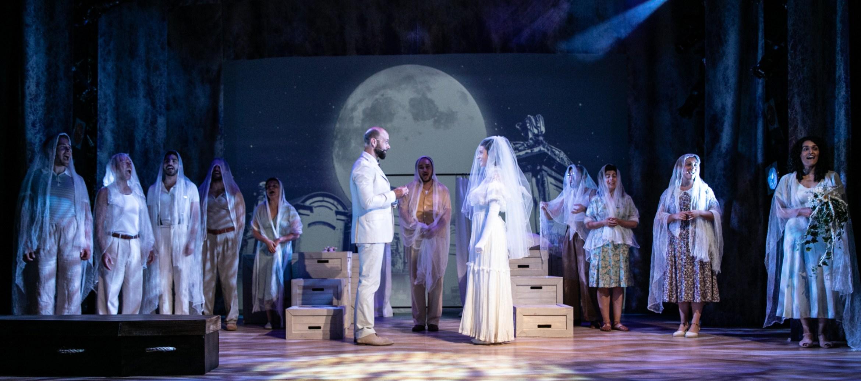 IT HAPPENED IN KEY WEST Black Wedding The Company Photo Darren Bell