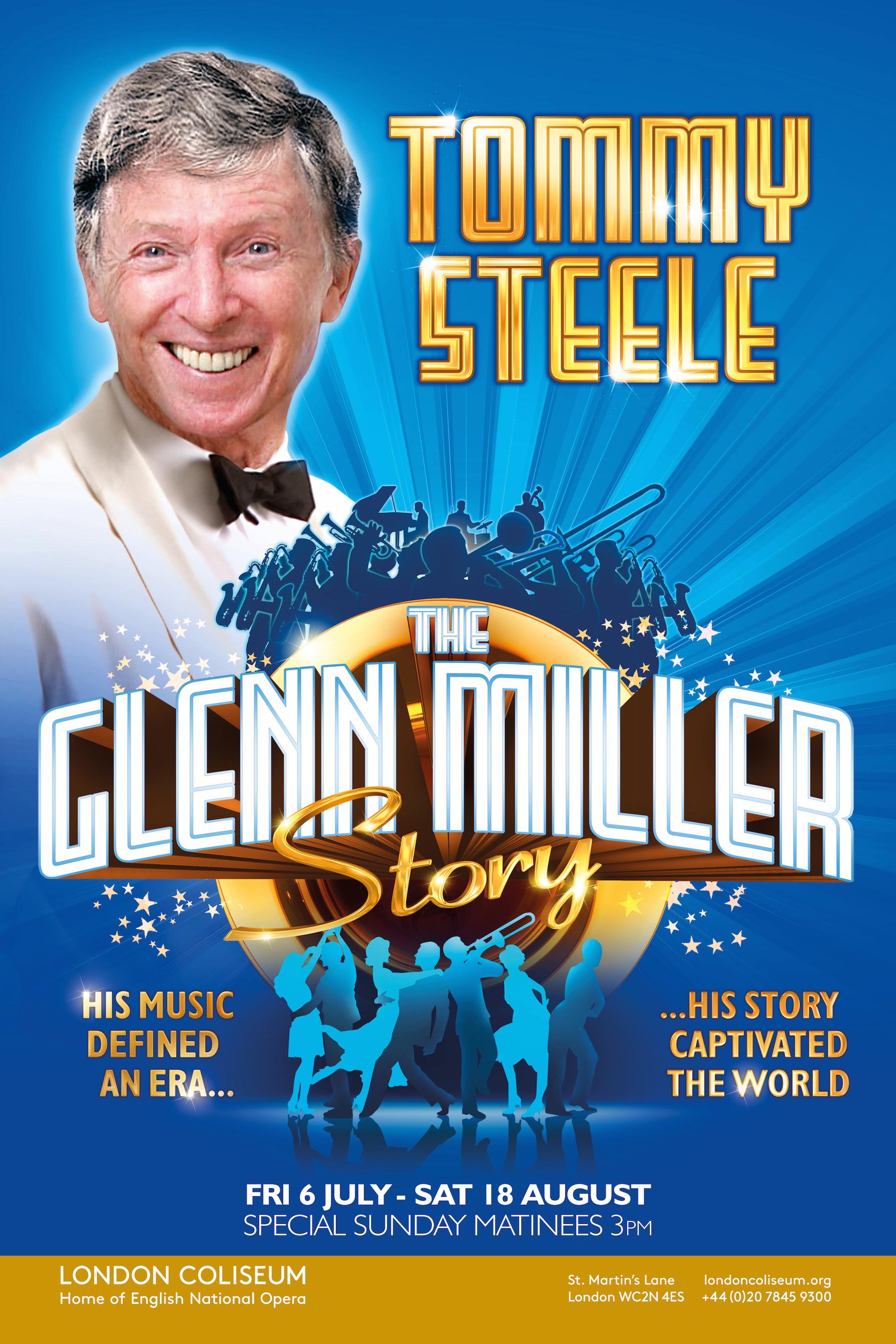 The Glenn Miller Story - Poster
