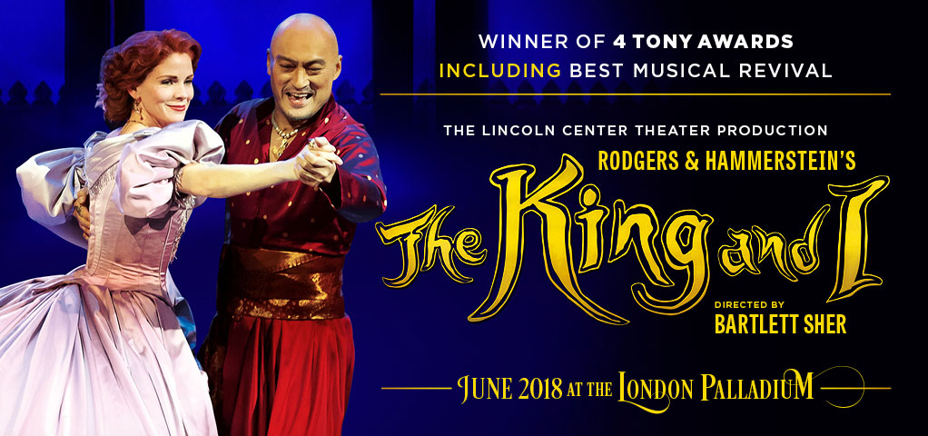 släpp information om 2018 skor separationsskor Review Round Up: The King and I, London Palladium – Love London ...