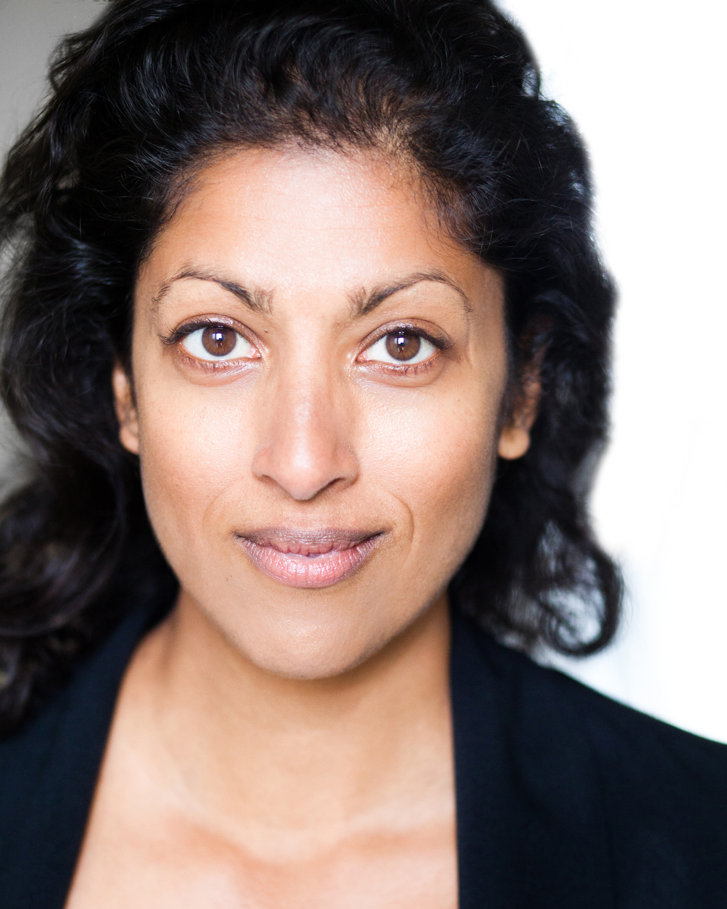 Priyanga Burford Headshot. Credit Michael Shelford