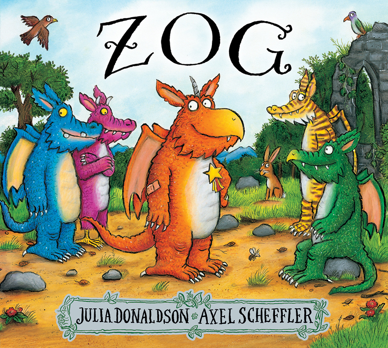 Zog - book cover