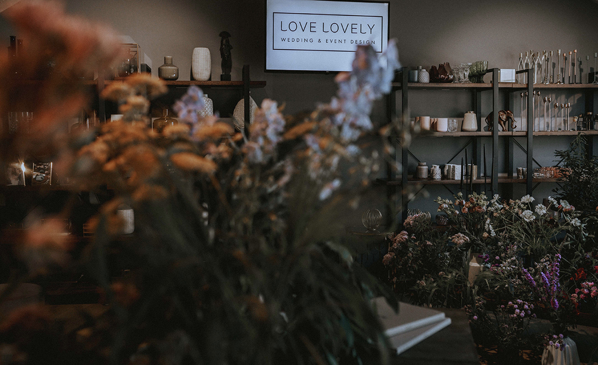 Love Lovely academia para wedding planners