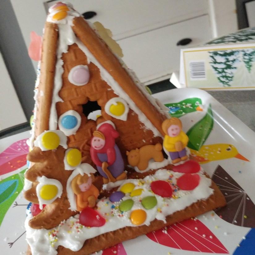 Gingerbread House Unwifedmotherexpletive