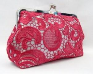 Bridesmaid purse