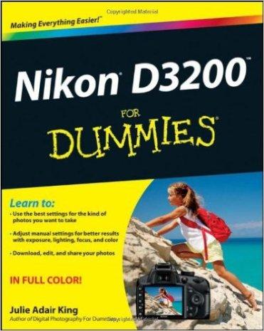 Nikon 3200 for dummies